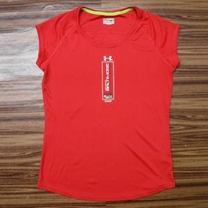 Under Armour Heatgear Semi-Fitted Shirt *Great*